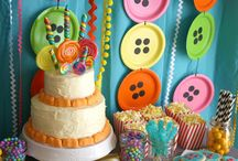 Cute as a Button Party / by Amanda's Parties To Go