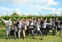 Crazy fun weddings!