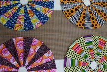 Dresden Plate / Ideas and inspiration related to Dresden Plate quilts / by Quiltmaker