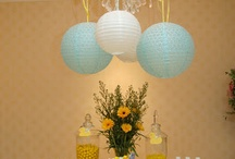 Baby shower ideas... / by Didi McCune