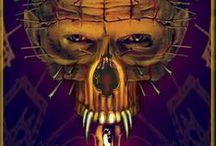 Hellraiser skull