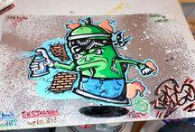 Graffiti Character's