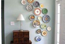 piatti da parete