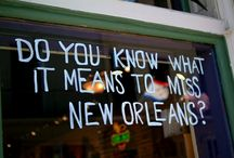 NOLA / by Kathie Condon
