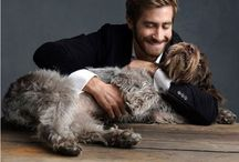 Celebrities and their dogs! / Celebs with dogs!