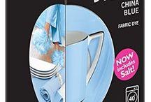DYLON Çin Mavisi - China Blue - Fabric Dye With Salt