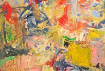 Abstract Ekspressionism
