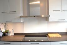 Hoogglans keuken / mooie hoogglans keukens