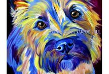PET PORTRAIT PAINTING, ART PRINTS