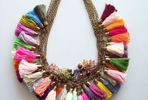resin necklace jewellery