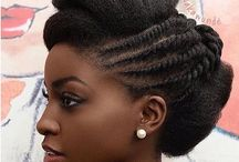 Natural Hairstyles & Hair Care