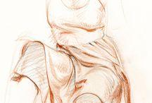 Glenn Vilppu's drawings