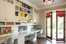Office Organizing / by Cathy Barrow