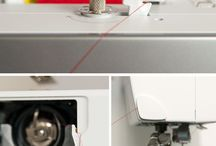 SEWING MACHINES & tips