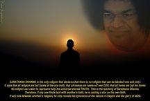 Sai Veda / Inspiring Teachings of Bhagawan Sri Sathya Sai Baba.  (For non-profit spiritual sharing only)
