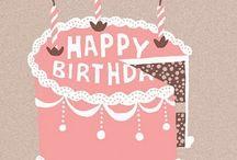 Birthdays / by Happy Go Lucky Creations