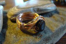 Handmade Jewelry / A place to explore handmade wire jewelry.