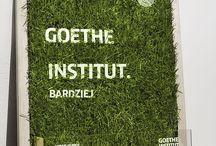 leniva° Goethe-Institut. Bardziej. / Goethe-Institut Warsaw - campaign.