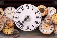 Inspiration - Clocks / by Kim Cammack Hesson