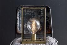 Lampor/prylar/dekoration