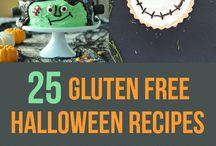 Gluten Free Halloween Food / Gluten free treats for Halloween!