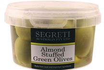 Segreti Olives / Segreti Australia has the biggest range of olives follow this board to see our whole range!!
