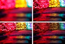 All about Bokeh / Links to articles and inspiration to take bokeh photographs.