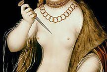 Cranach Lucas / Storia dell'Arte Pittura 15°-16° sec. Lucas Cranach il Vecchio  1472-1553