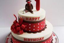 Cooper's Birthday / by Jennifer Woodward