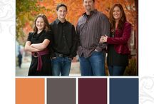 What to wear: Autumn Family Portrait Sessions