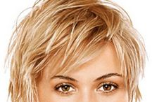 Coupe cheveux court femme