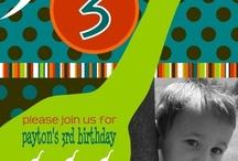 Brayden's Birthday Party / by Kimberly Mamo