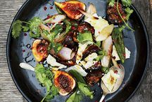 Fall Recipes / F&W offers terrific recipes for apples, figs, butternut squash, brussels sprouts and more spectacular fall fruits and vegetables.