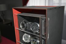 """Display Case """"Siempo"""" / Customizable watch case displays."""
