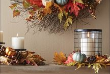 Fall Decor Inspo / Fall and Thanksgiving decoration and inspiration