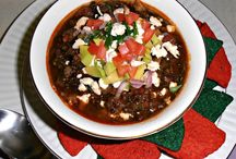 Soups and Stews / I LOVE a good soup!! / by Carolyn Lerner