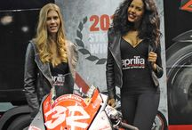 """Aprilia: Motor Bike Expo 2016 / The best photos of #MotorBikeExpo in a gallery dedicated to all the """"Apriliati"""".  Ready to admire the Factory Works?"""