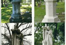 They All Had A Story / Final resting places.