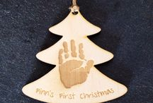 Tinytoescraftcreations / Laser engraved personalised gifts