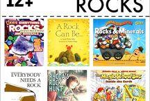 School - rocks