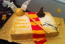 Harry porter cakes