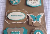 Card Candy / Stampin' Up!