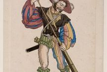 Early 16th century soldiers
