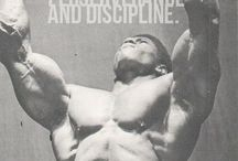 fitness & bodybuilder