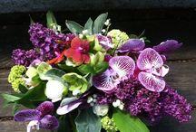 Spring Flowers / Spring flower arrangements by Goose Hollow Flowers, Portland, Oregon