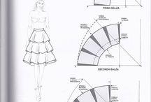 faldas amplias