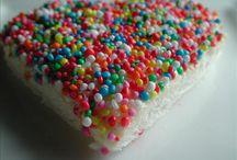 Sweet Treats / by Cana Caslavka