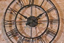 Уличные часы и термометры - Outdoor Clocks and Thermometr