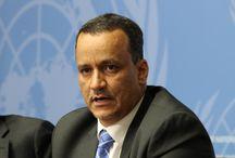 ولد الشيخ أحمد : هناك جو إيجابي يسود المفاوضات بين الأطراف اليمنية