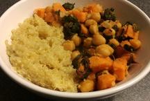 Vegan Entrees (Beans)